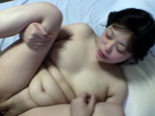 Asian MILF gets rammed hard on camera