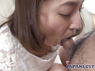 Japanese Cougar Loves Her Pussy Attention