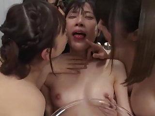 Japanese lez piss