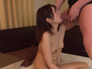Naughty Japanese Housewife Pussy Play